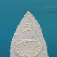 Pepsodenthai   40 x 50 cm   akryyli ja silikoni kankaalle