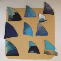Sail away   49 x 52 cm   akryyli pahville