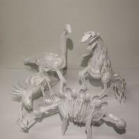 95E (Luonnoksia Dinosauruksista I)